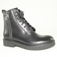Женские европейские кожаные ботинки на зиму и демисезон e6383938faf79